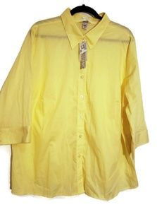 CJ Banka plus size button up shirt 3X